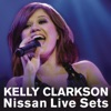 Nissan Live Sets At Yahoo! Music, Kelly Clarkson