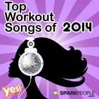 Yes Fitness Music - SparkPeople-Top Workout Songs of 2014 (60 Min. Non-Stop Workout Mix @ 132BPM)