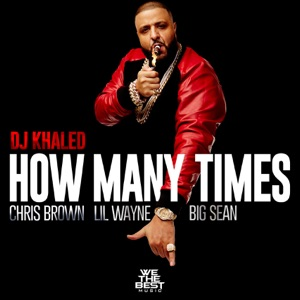 DJ Khaled - How Many Times feat. Big Sean, Chris Brown and Lil Wayne