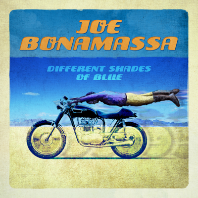 Different Shades of Blue - Joe Bonamassa song