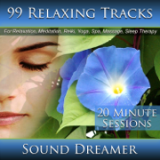 99 Relaxing Tracks (20 Minute Sessions) For Relaxation, Meditation, Reiki, Yoga, Spa, Massage and Sleep Therapy - Sound Dreamer - Sound Dreamer