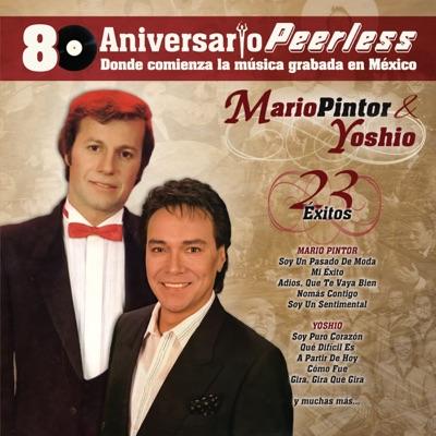 Peerless 80 Aniversario - 23 Éxitos - Mario Pintor