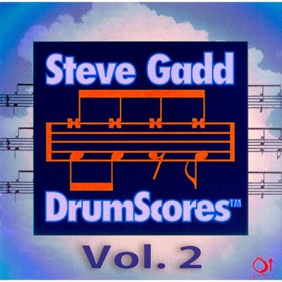 STEVE GADD DRUMSCORES VOLUME 2