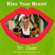 Kiss Your Brain - Dr. Jean Feldman