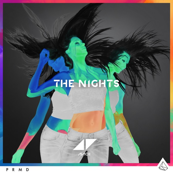 Cover art for The Nights