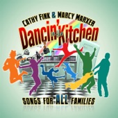 Cathy Fink & Marcy Marxer - Dancin' in the Kitchen Reprise (The Savoy Family Cajun Band)