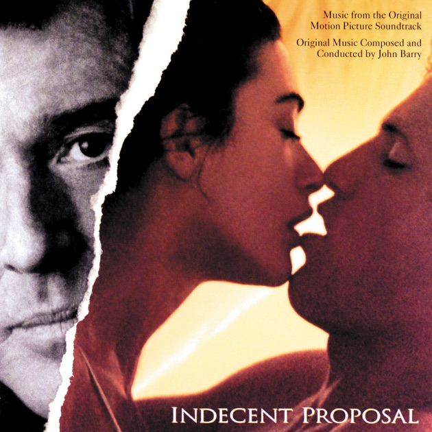Indecent Proposal Soundtrack From The Motion Picture By Various