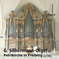 G. Silbermann Orgel der Petrikirche in Freiberg