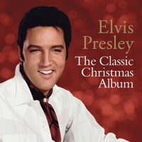 Elvis Presley - Blue Christmas artwork