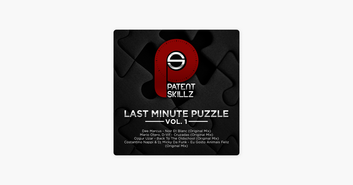Last Minute Vol1 Ep By Various Artists On Itunes