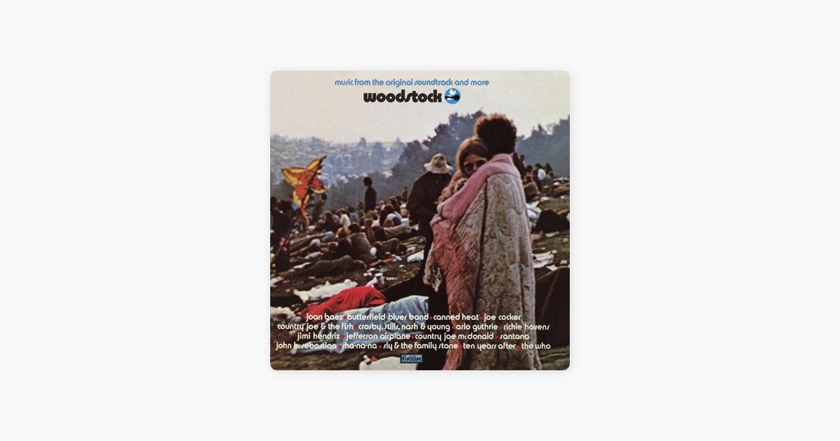 Woodstock: Music from the Original Soundtrack and More, Vol