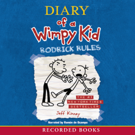Rodrick Rules: Diary of a Wimpy Kid (Unabridged) audiobook