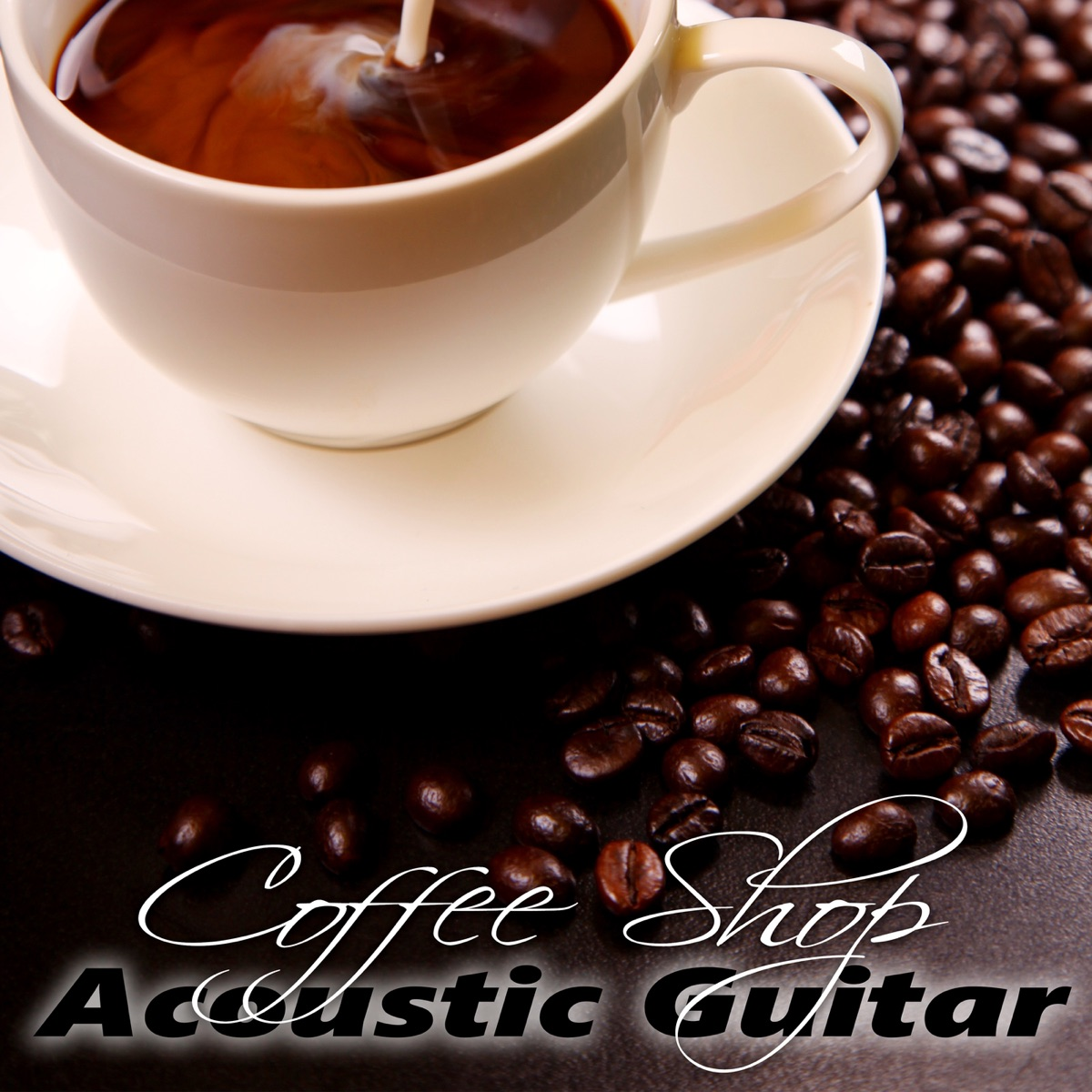 Coffee Shop - Relaxing Tracks in the Acoustic Guitar for Chill Zone