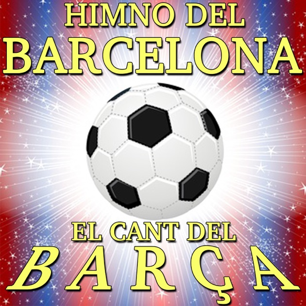 Anthem and songs of the barcelona football club (fcb) fans.