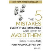 The 5 Mistakes Every Investor Makes and How to Avoid Them: Getting Investing Right (Unabridged)