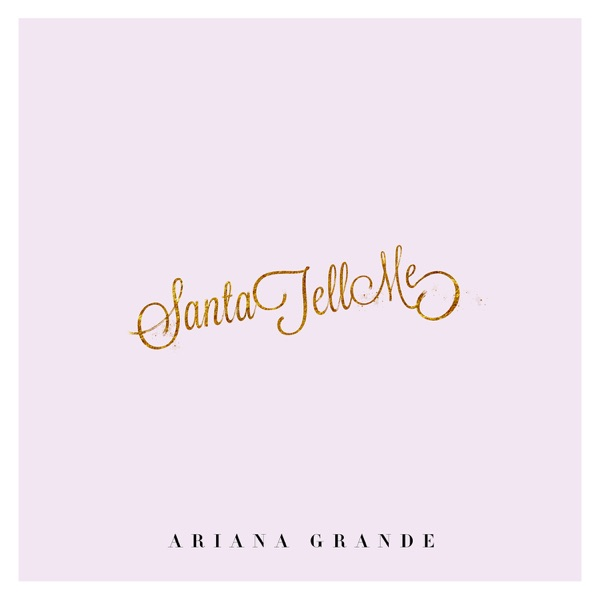 Cover art for Santa Tell Me