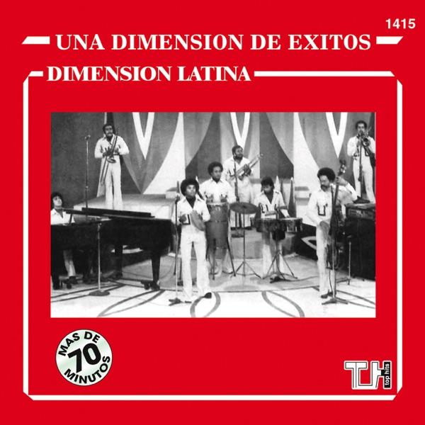 Dimension Latina album cover
