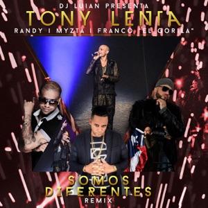 Somos Diferentes (Remix) [feat. Randy, Franco El Gorila & Myzta] - Single Mp3 Download