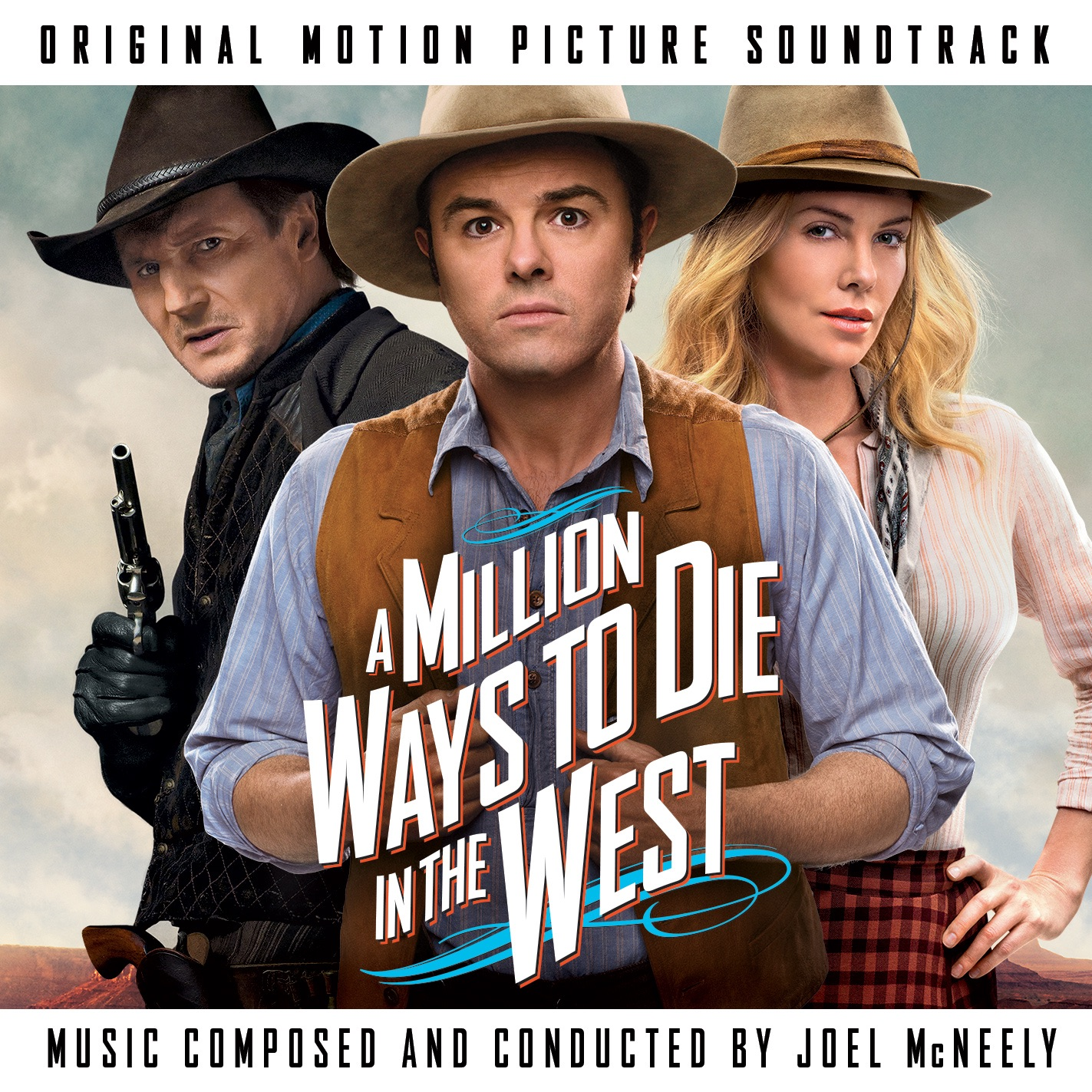 A Million Ways To Die In the West (Original Motion Picture Soundtrack)