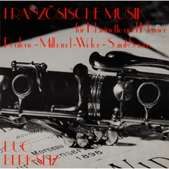 Französische Musik für Klarinette und Klavier