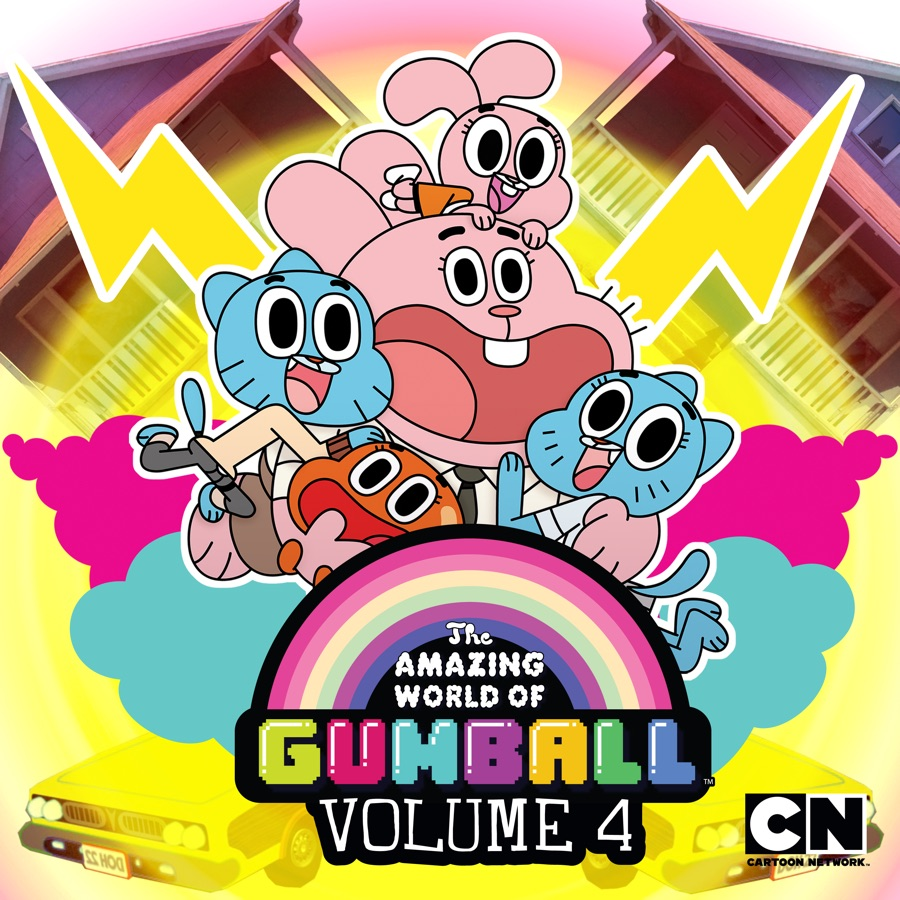 The Amazing World of Gumball, Vol. 4