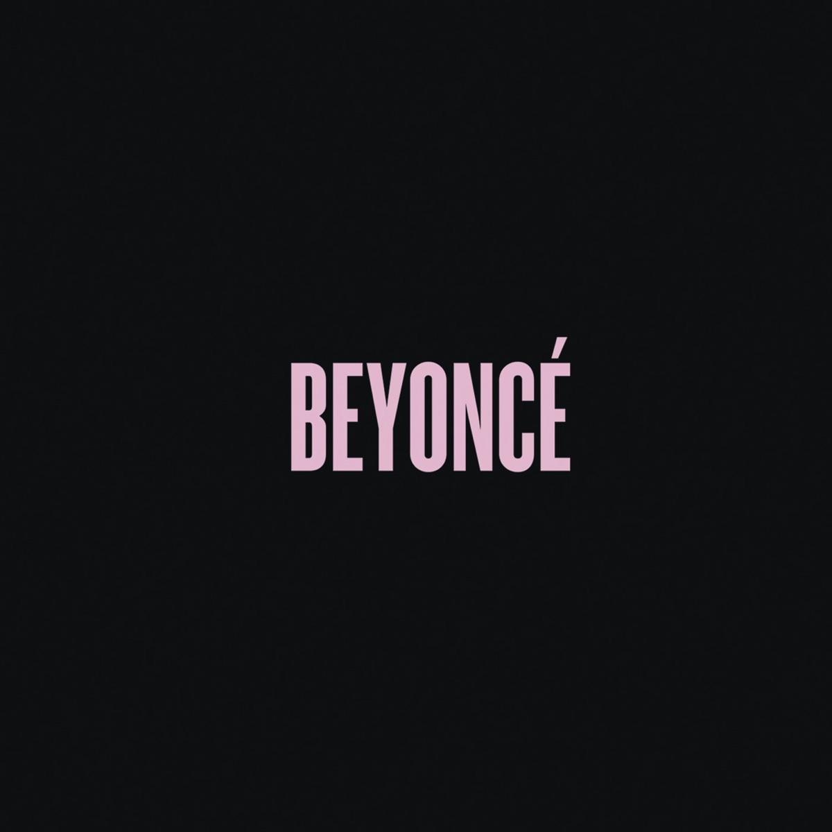 BEYONCÉ Beyoncé CD cover