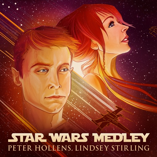 Lindsey Stirling & Peter Hollens - Star Wars Medley - Single