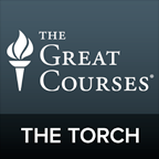 Podcast cover art for The Torch: The Great Courses Podcast