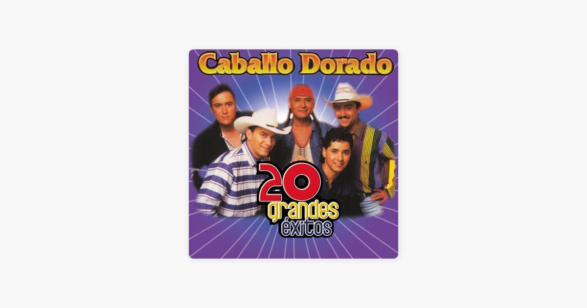 Caballo Dorado 20 Grandes Exitos De Caballo Dorado En Apple Music