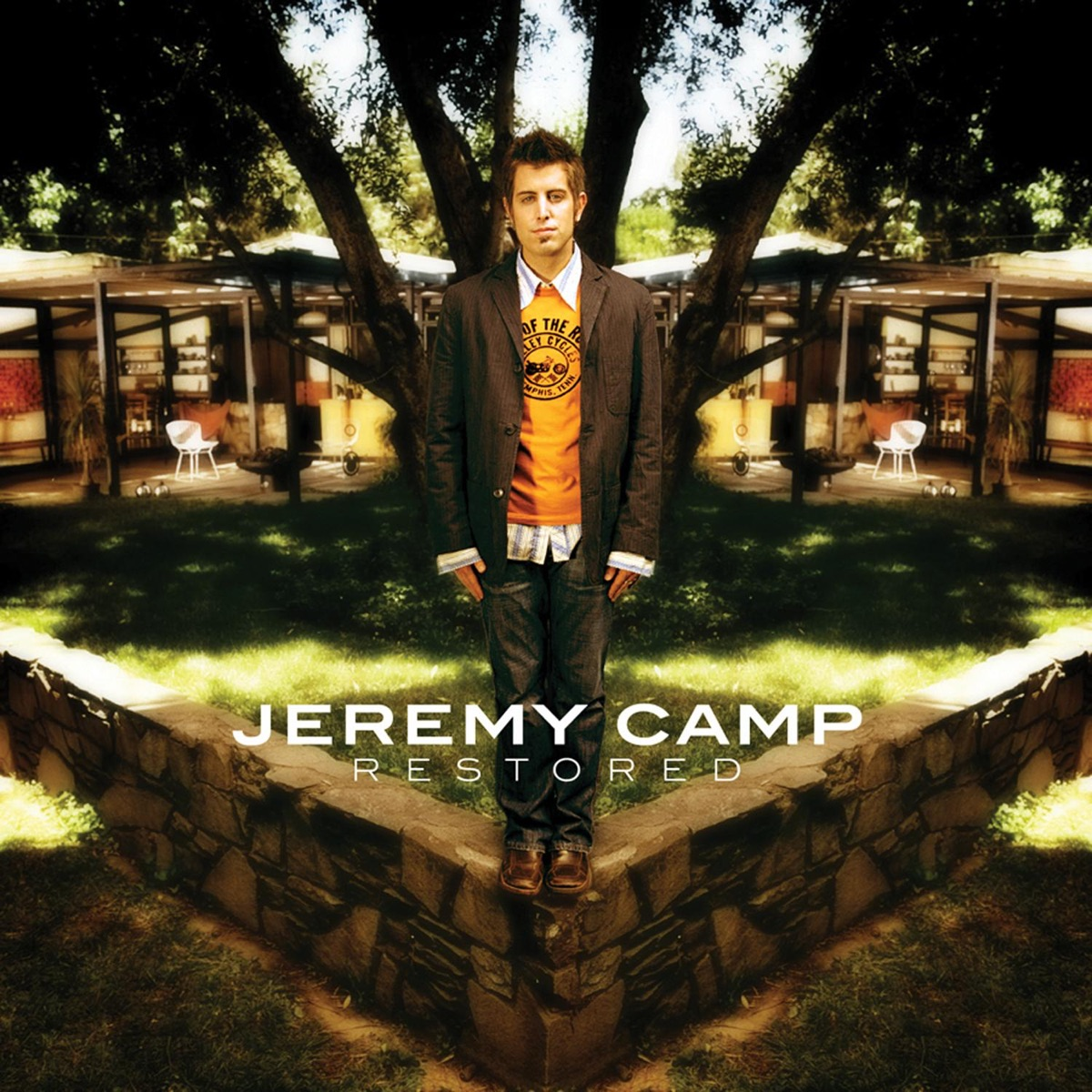 Restored Jeremy Camp CD cover
