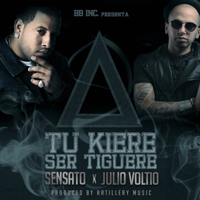 Tu Kiere Ser Tiguere - Single - Julio Voltio