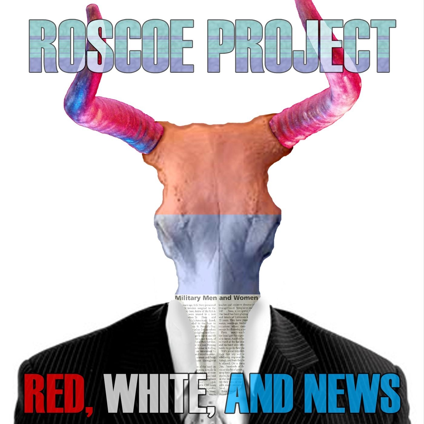 Red, White and News