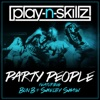 Icon Party People (feat. Bun B & Shelby Shaw) - Single