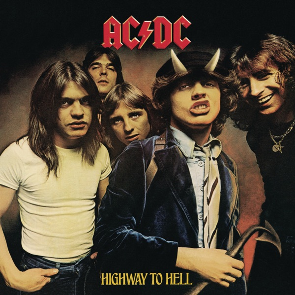 AC/DC mit Walk All Over You
