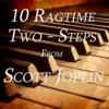 10 Ragtime Two-Steps from Scott Joplin ジャケット写真