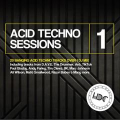 Acid Techno Sessions, Vol. 1