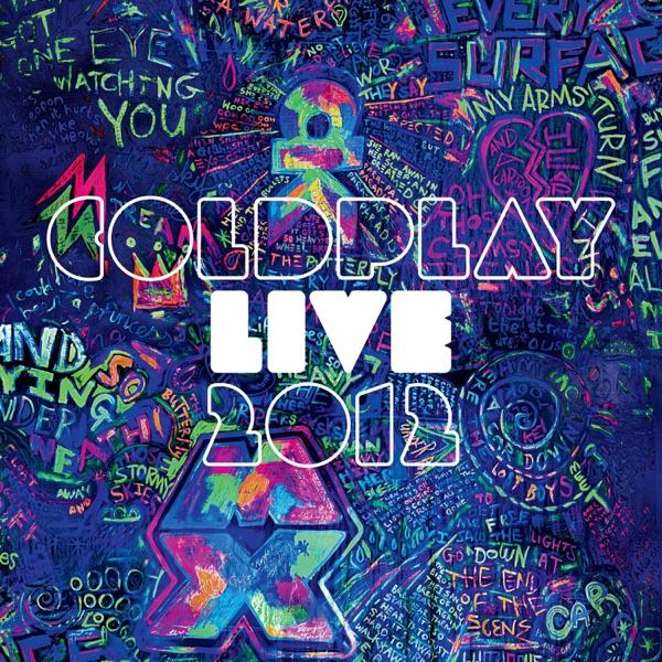 Coldplay mit Clocks
