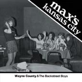 Wayne County & the Backstreet Boys - Max's Kansas City '76, Pt. 1