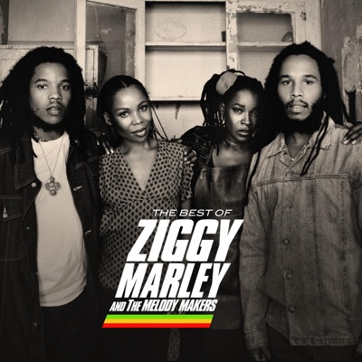 The Best of Ziggy Marley & the Melody Makers - Ziggy Marley & The Melody Makers album