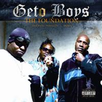 Geto Boys - The Foundation artwork