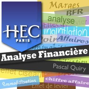 Analyse Financière - Pascal Quiry - HEC Paris (audio)