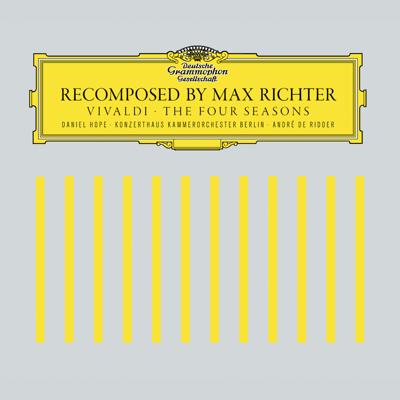 Recomposed by Max Richter: Vivaldi, The Four Seasons: Winter 1 - Max Richter, Andre de Ridder, Konzerthaus Kammerorchester Berlin, Daniel Hope & Raphael Alpermann song