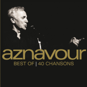 Best Of 40 Chansons-Charles Aznavour