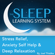 Joel Thielke - Stress Relief, Anxiety Self Help, And Deep Relaxation Guided Meditation and Affirmations: Sleep Learning System