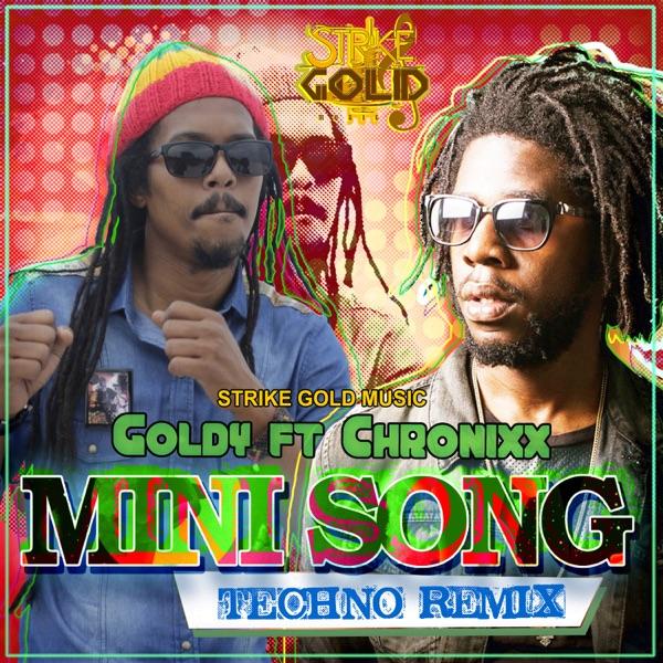 Mini Song Techno Remix (feat. Chronixx) - Single