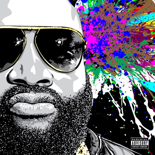Rick Ross - Teflon Don (iTunes Version) (2010)