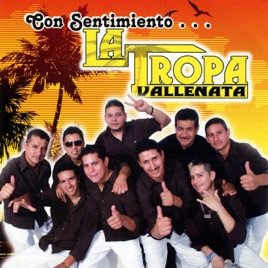 discografia de la tropa vallenata