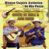 Música Caipira Autêntica de São Paulo, Vol. 1 (Região de Barretos)