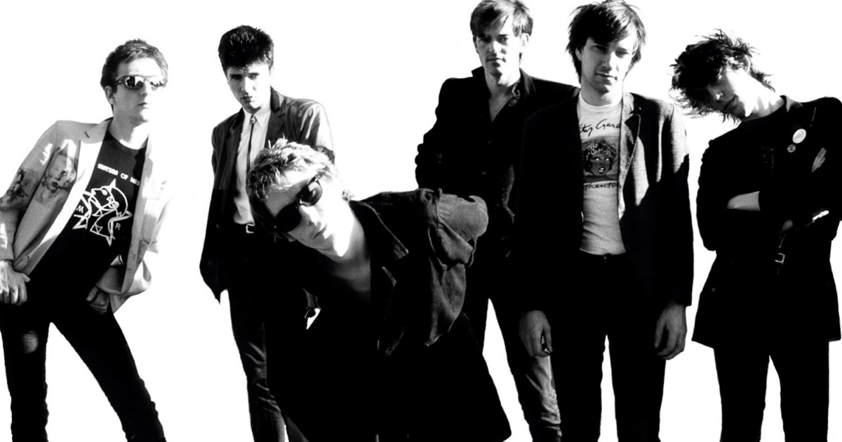 The Psychedelic Furs ザ・サイケデリック・ファーズ = The Psychedelic Furs - 幻を追いかけて = The Ghost In You