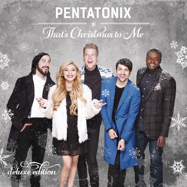 Image result for pentatonix christmas album